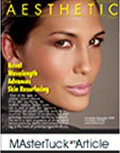 Dr. Asaadi Featured In Aesthetic Magazine