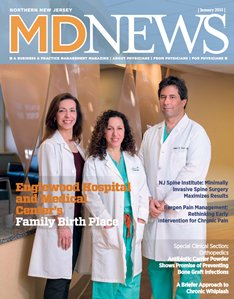 MD News Featuring Dr. Mokhtar Asaadi
