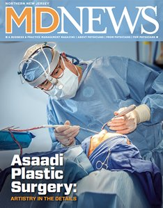 Asaadi Plastic Surgery Featured In MD News