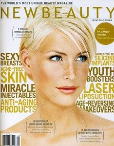 New Beauty Magazine With Mokhtar Asaadi, MDl