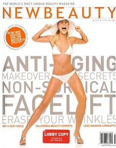 New Beauty Magazine Featuring Mokhtar Asaadi, MD
