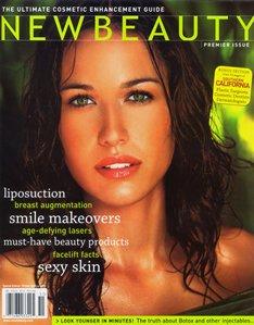New Beauty Magazine With Plastic Surgeon Dr. Mokhtar Asaadi