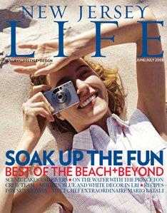 New Jersey Life Magazine Featuring Dr. Asaadi