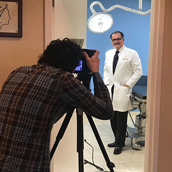 Behind The Scenes With Dr. Asaadi