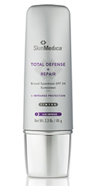 Total Defense + Repair Sunscreen SPF 34 (Tinted)